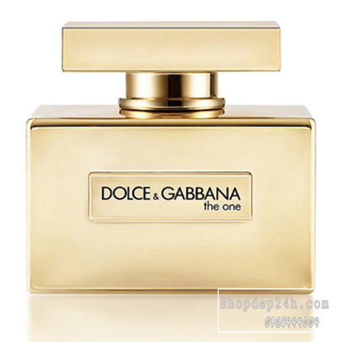 [Dolce & Gabbana] Nước hoa nữ Dolce & Gabbana The One 2014 Edition For Women 75ml